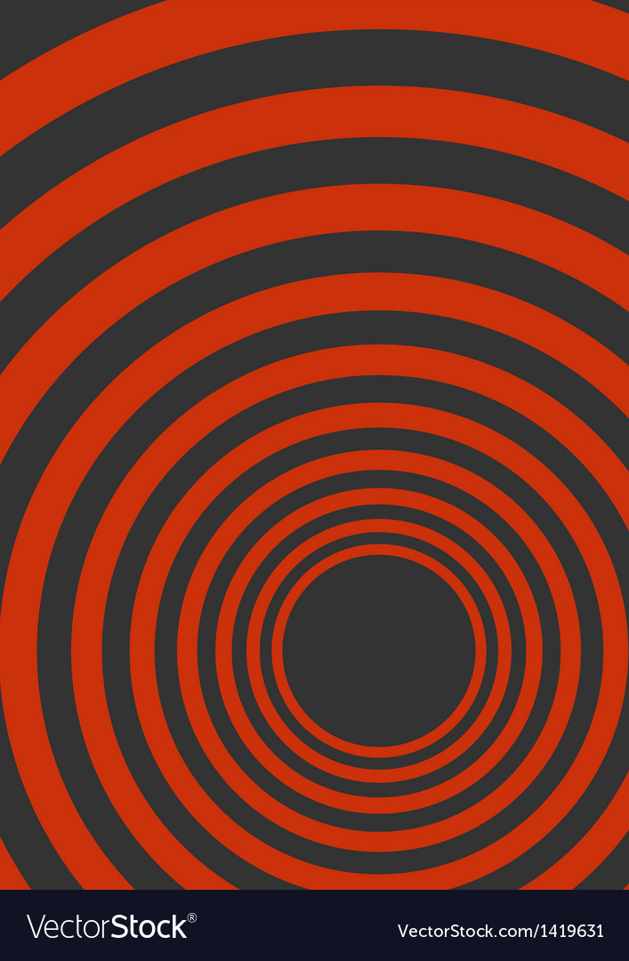 Retro swirls background vector | Price: 1 Credit (USD $1)