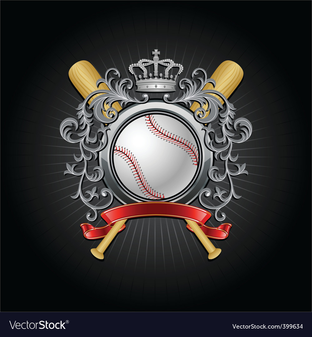 Baseball vector | Price: 3 Credit (USD $3)
