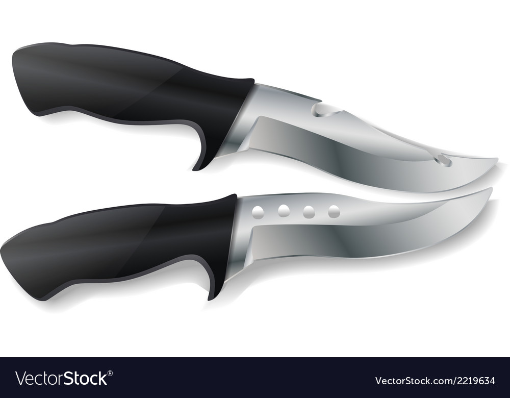 Knives vector | Price: 1 Credit (USD $1)