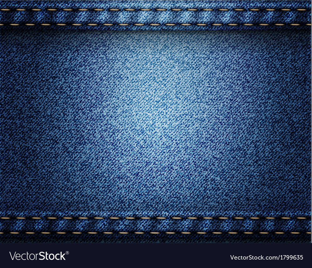 Jeans background design vector | Price: 1 Credit (USD $1)