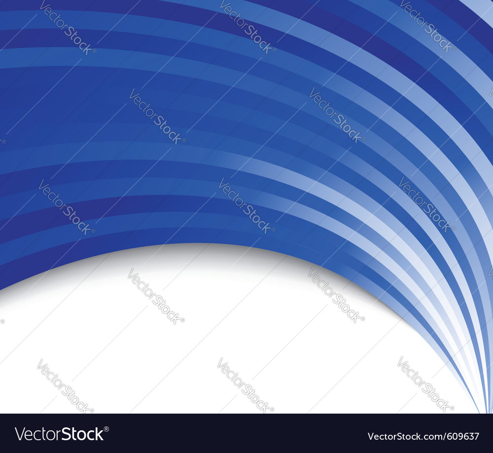 Background with blue lines vector | Price: 1 Credit (USD $1)