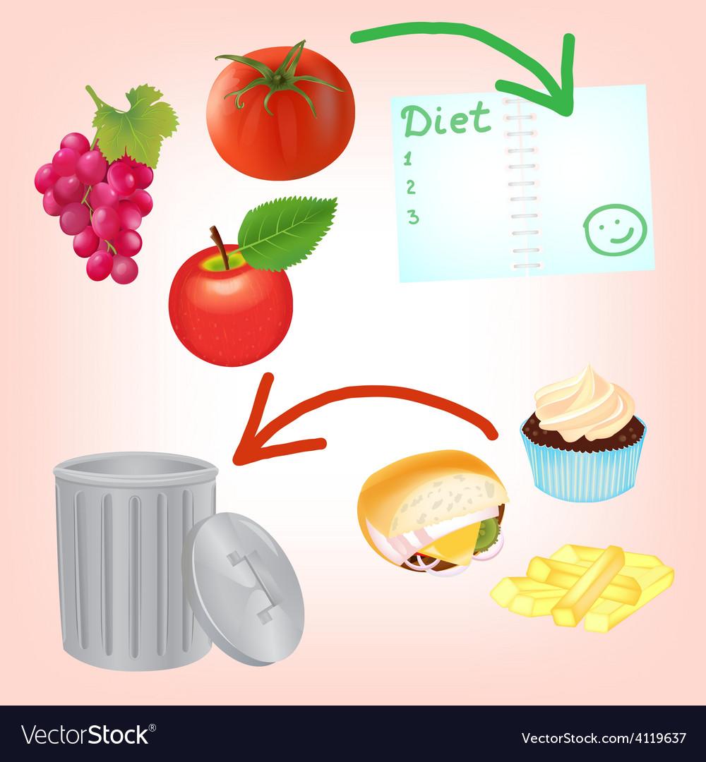 Diet rose vector   Price: 3 Credit (USD $3)