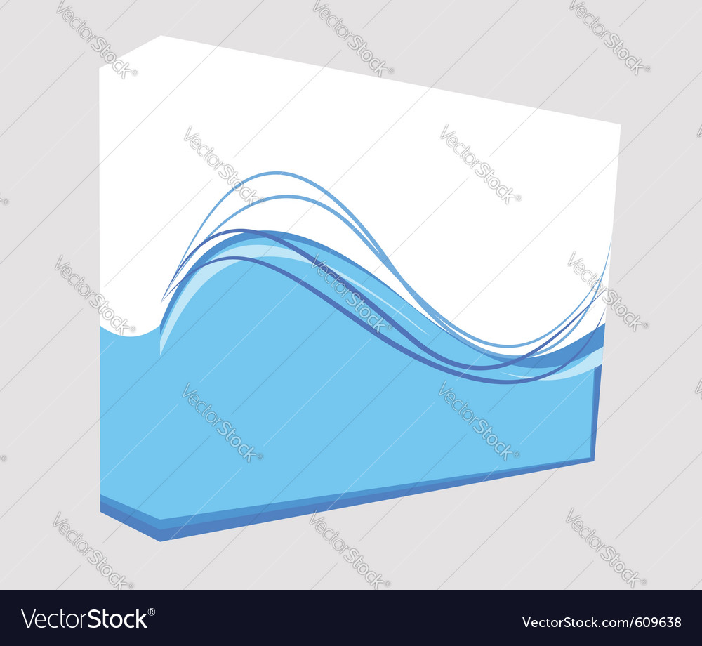 Packcage box - container vector | Price: 1 Credit (USD $1)