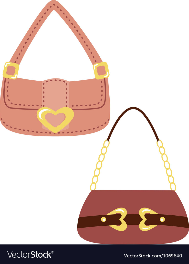 Purses vector | Price: 1 Credit (USD $1)