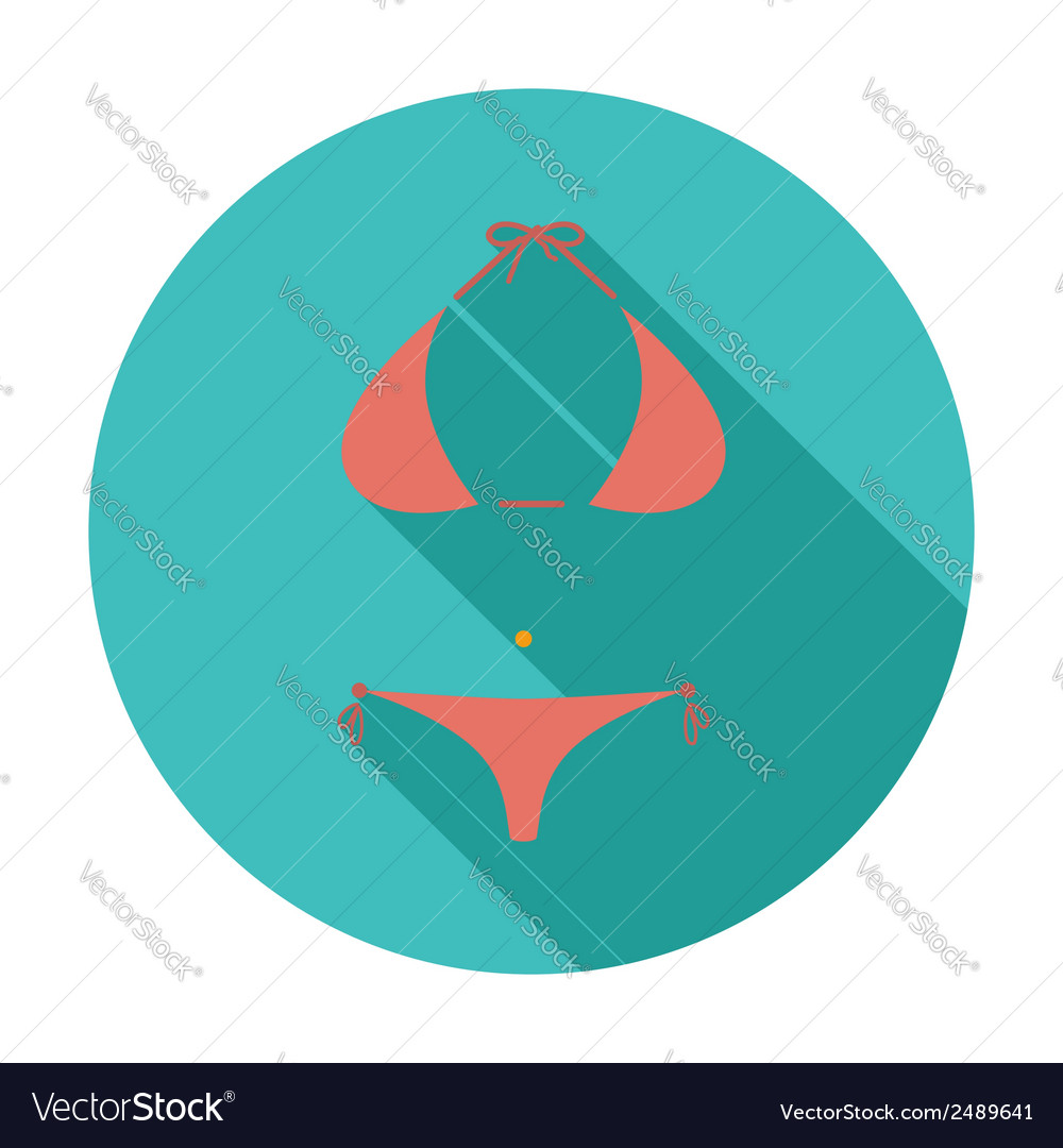 Swimming suit vector | Price: 1 Credit (USD $1)