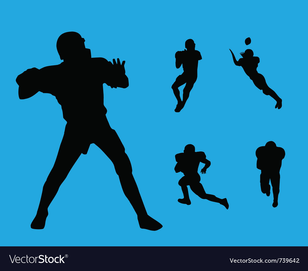 Football collection vector | Price: 1 Credit (USD $1)