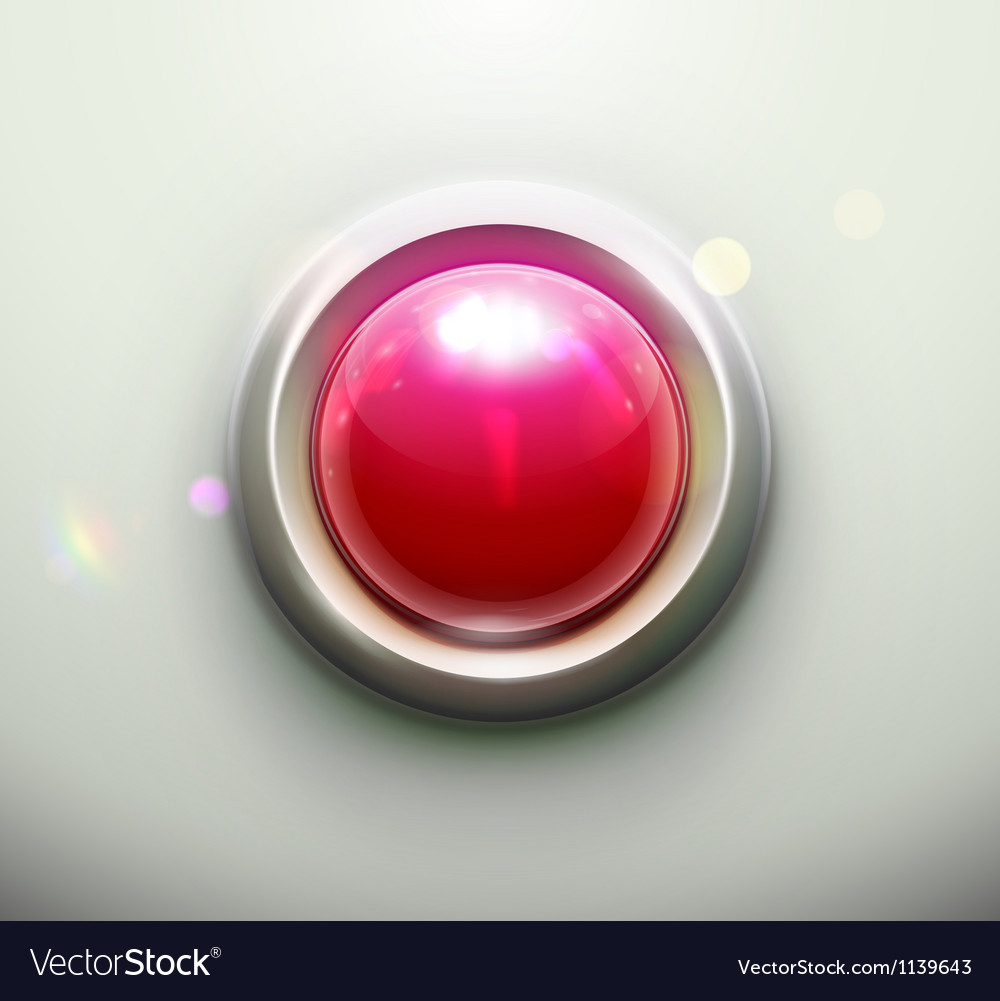 Emergency button vector | Price: 1 Credit (USD $1)