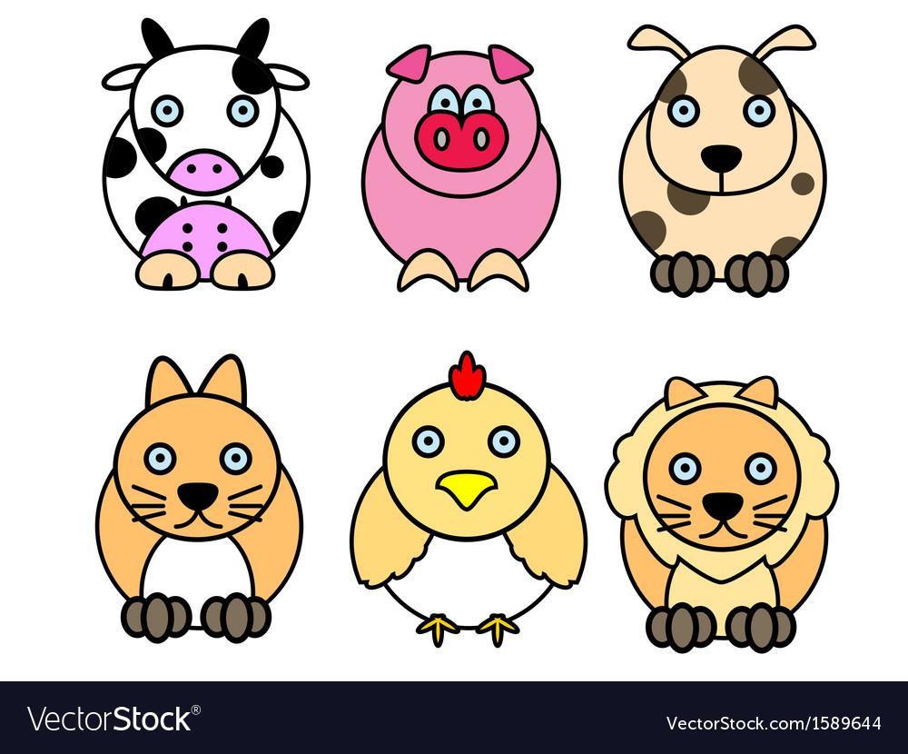 Animal vector | Price: 1 Credit (USD $1)