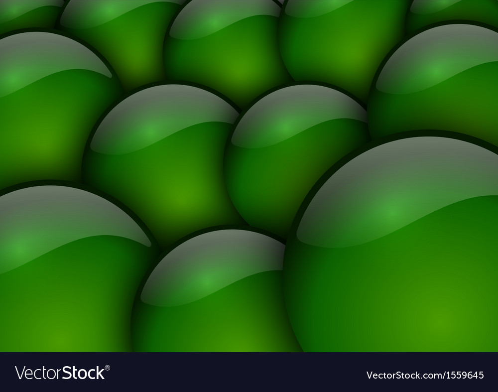 Background circles green vector | Price: 1 Credit (USD $1)