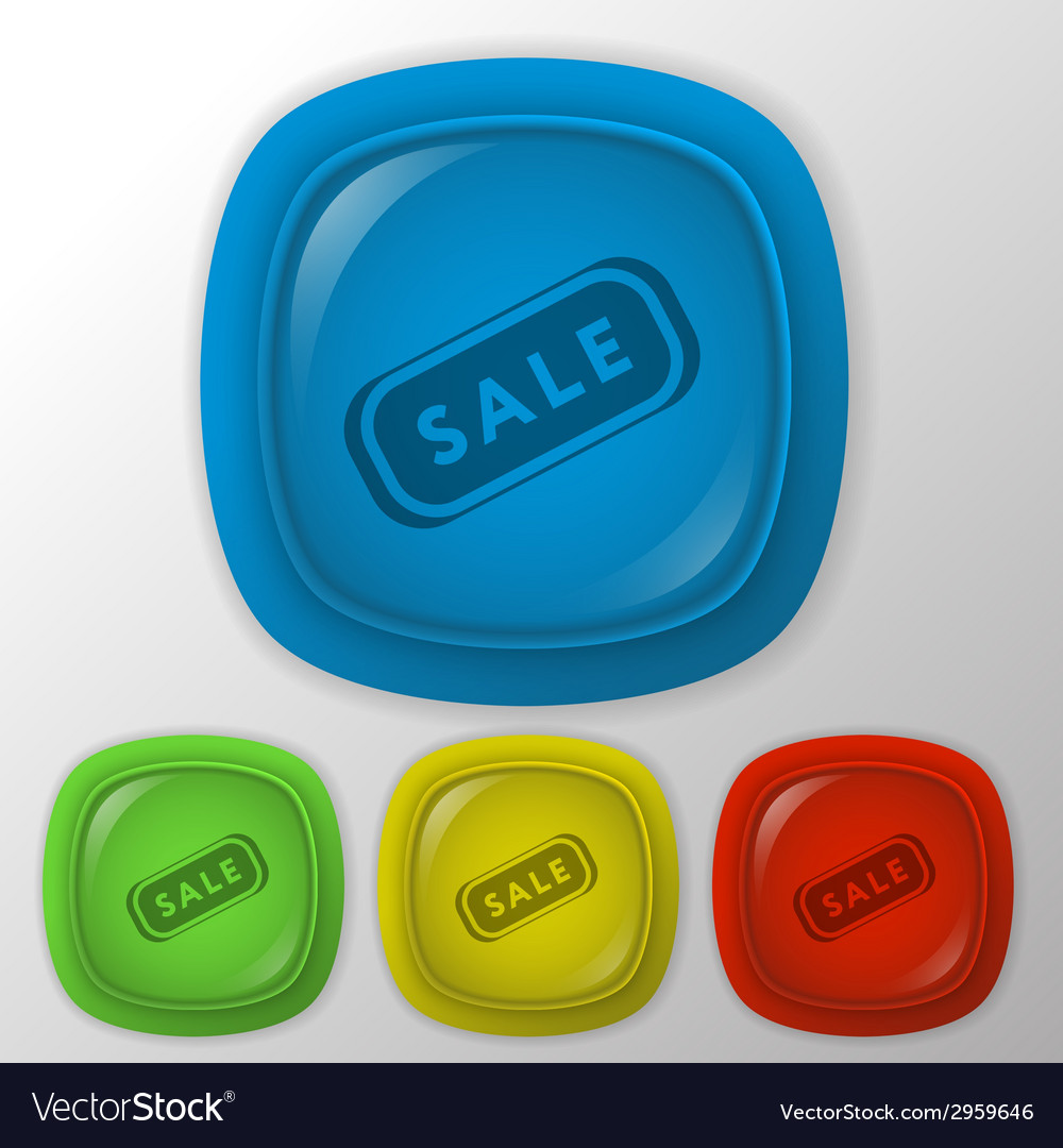 Plate sale vector | Price: 1 Credit (USD $1)