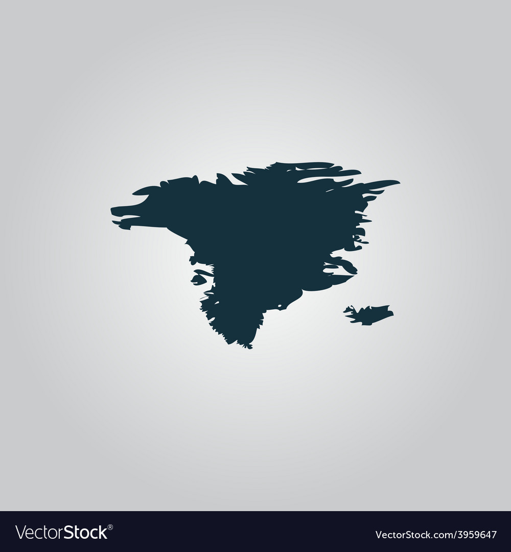 Map - alaska vector | Price: 1 Credit (USD $1)