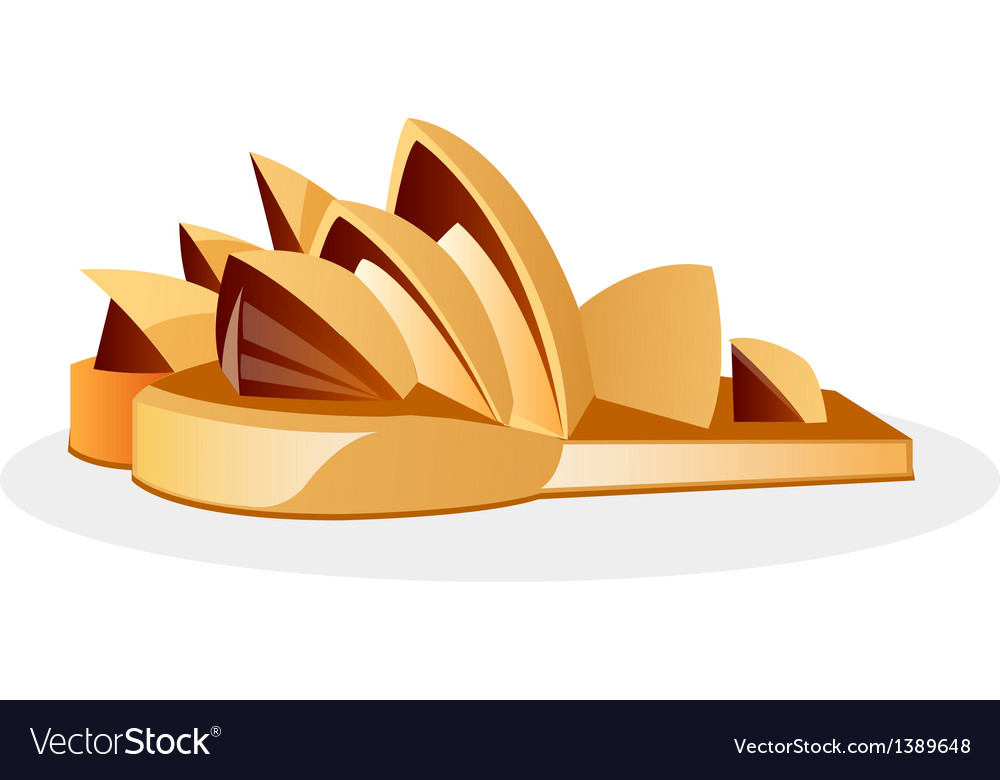 Icon opera house vector | Price: 1 Credit (USD $1)