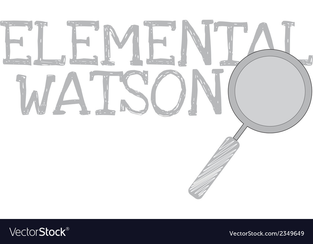 Sherlock vector | Price: 1 Credit (USD $1)