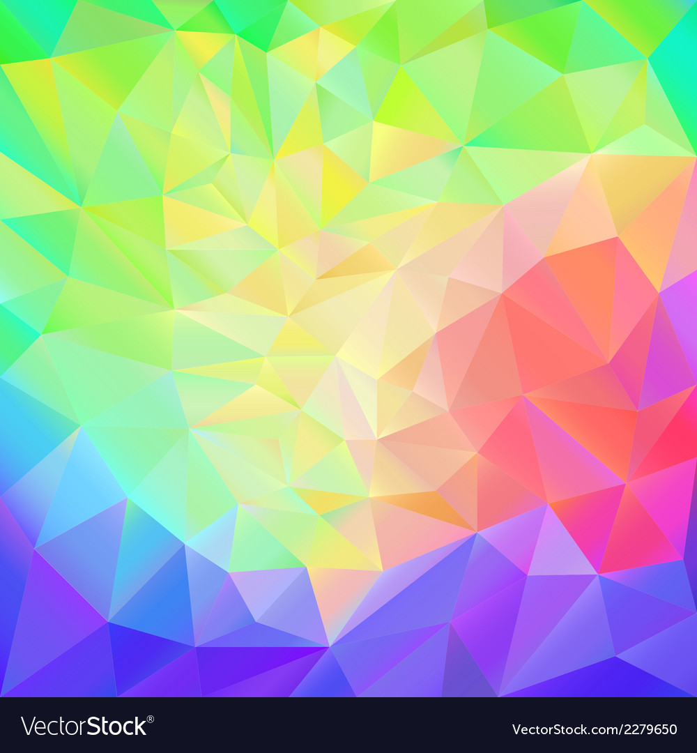 Abstract triangle background vector   Price: 1 Credit (USD $1)