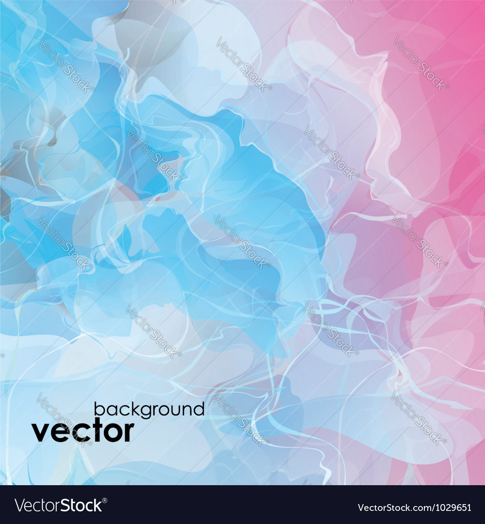 Abstract smoky flow background vector   Price: 1 Credit (USD $1)