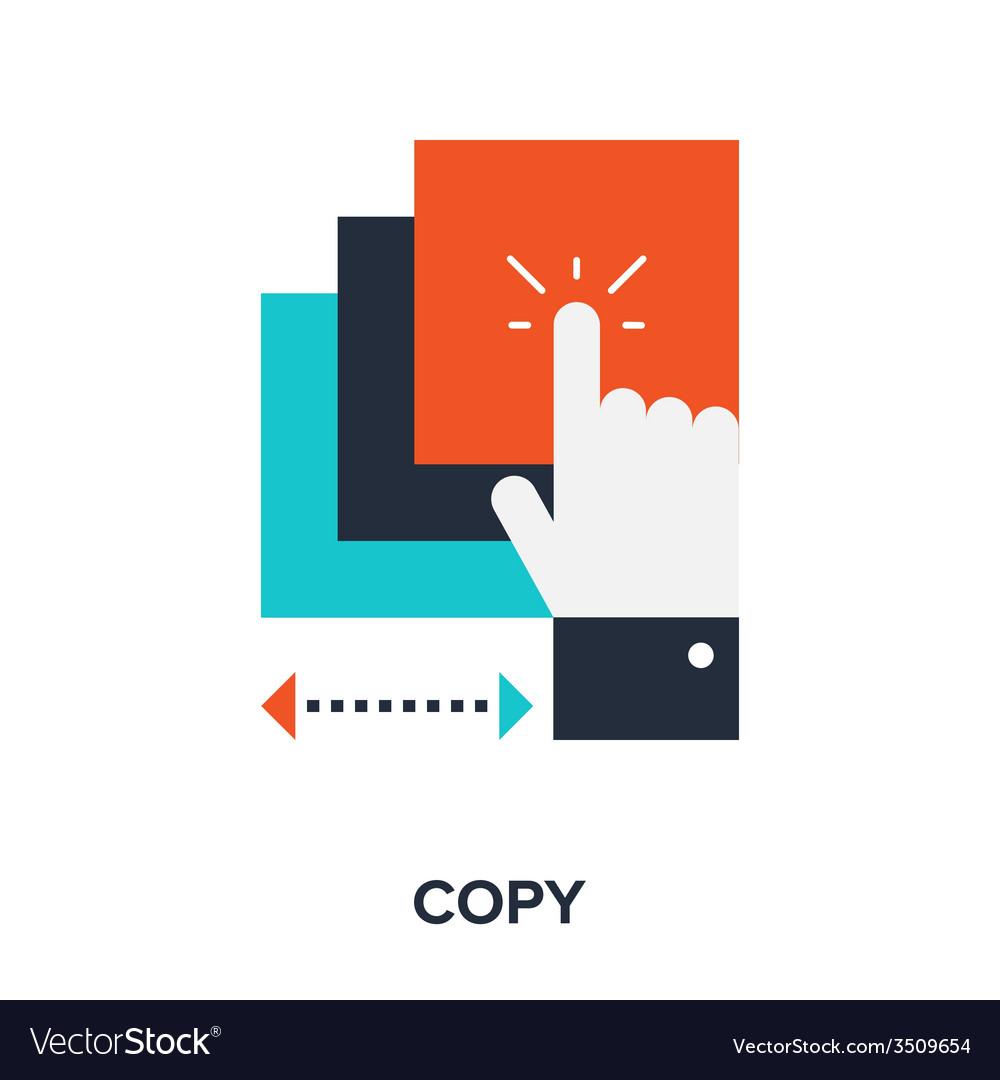 Copy icon vector   Price: 1 Credit (USD $1)