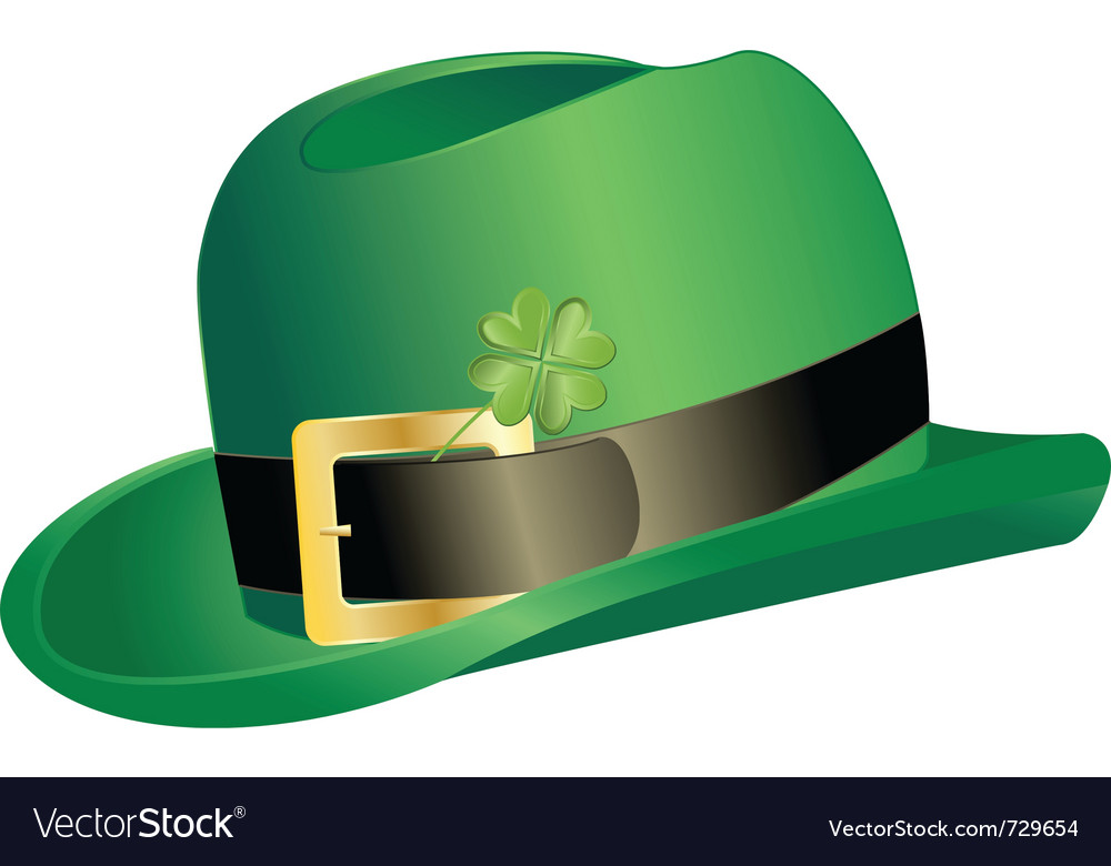 Leprechauns hat vector | Price: 1 Credit (USD $1)