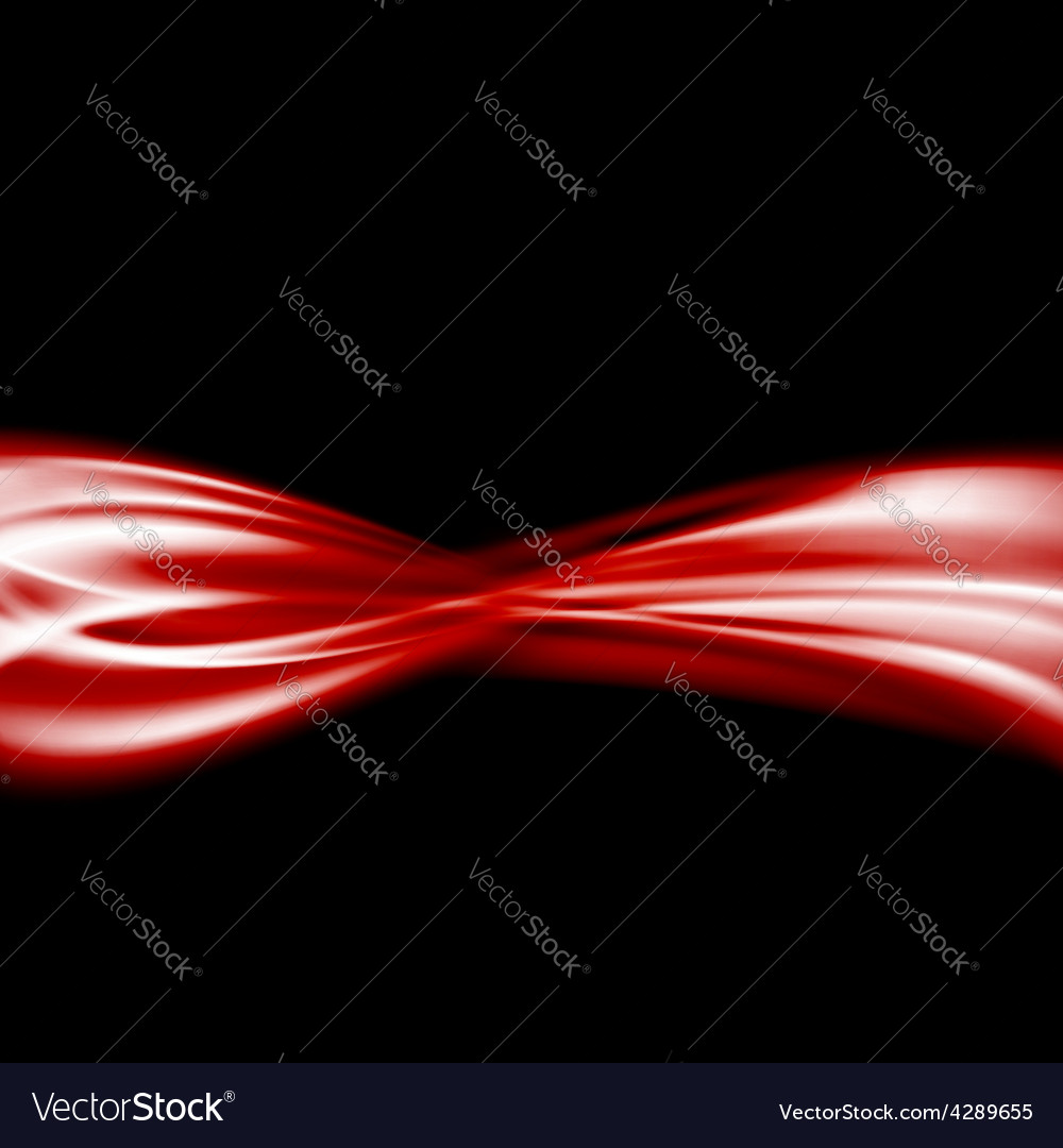Abstract red speed swoosh line layout vector | Price: 1 Credit (USD $1)