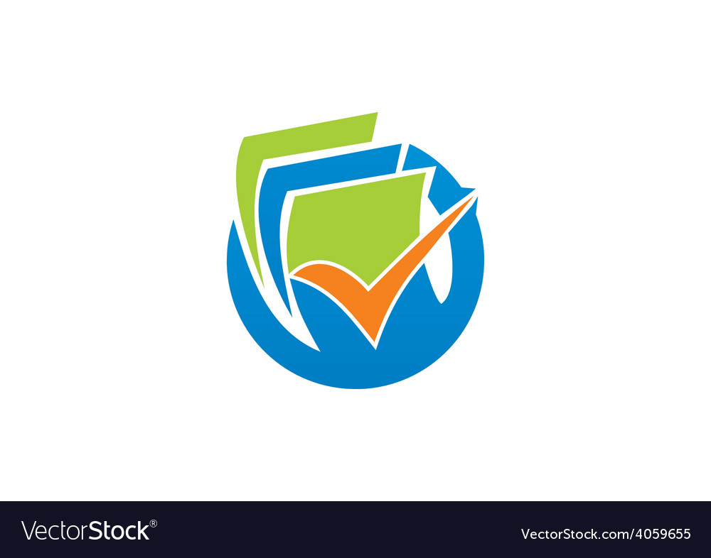 Document paper finance icon vector | Price: 1 Credit (USD $1)