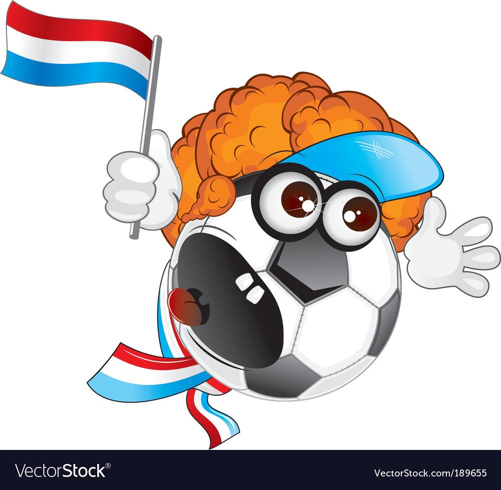 Holland cartoon vector | Price: 1 Credit (USD $1)