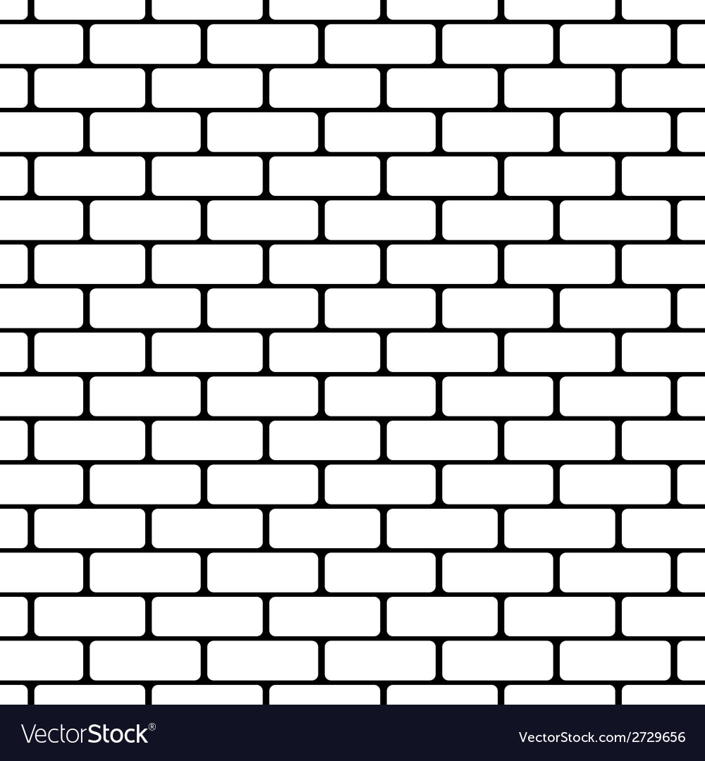 Brick wall pattern background vector   Price: 1 Credit (USD $1)
