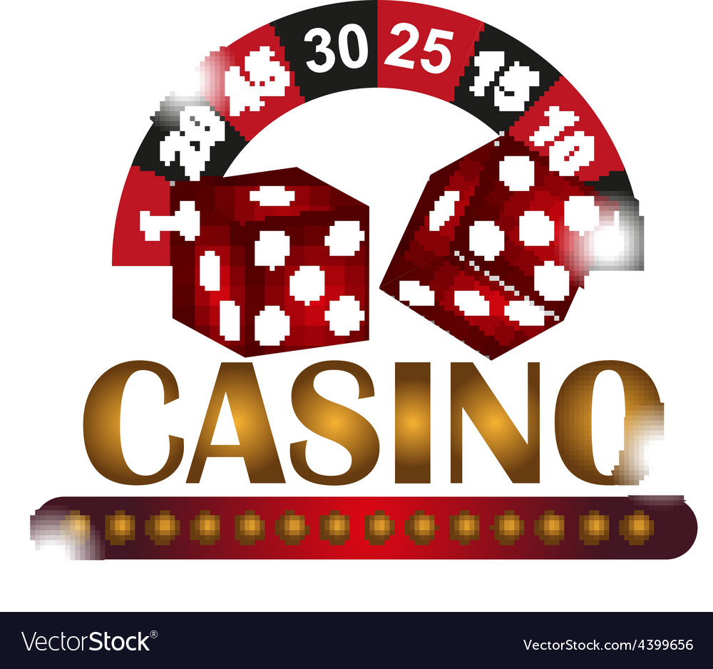 Casino background vector | Price: 3 Credit (USD $3)