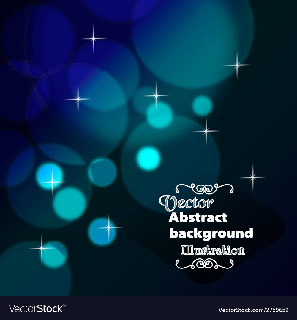 Abstract magic background vector | Price: 1 Credit (USD $1)