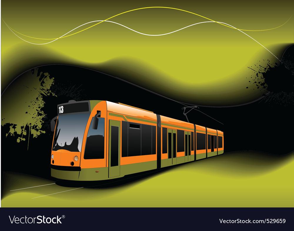Train transport vector   Price: 1 Credit (USD $1)