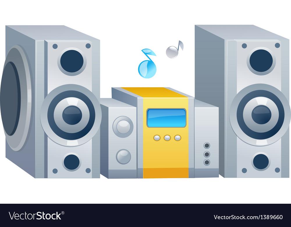 Icon audio vector | Price: 1 Credit (USD $1)