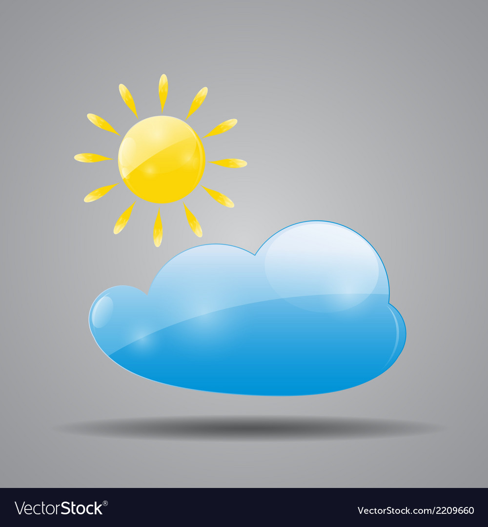 Weather icon for your design vector | Price: 1 Credit (USD $1)
