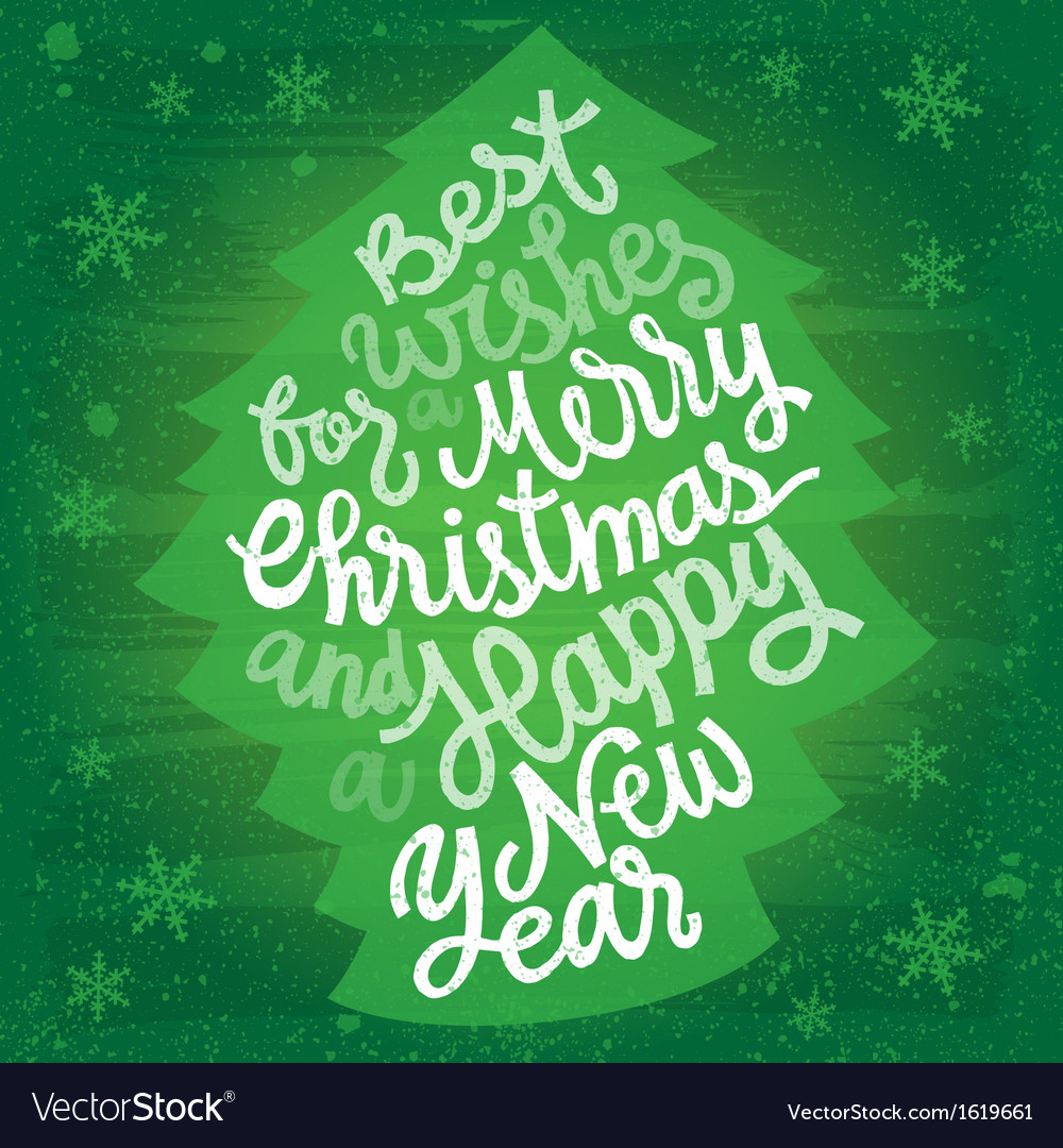 Christmas and new year greetings vector   Price: 1 Credit (USD $1)