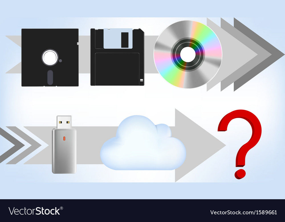 Comp disk vector | Price: 1 Credit (USD $1)