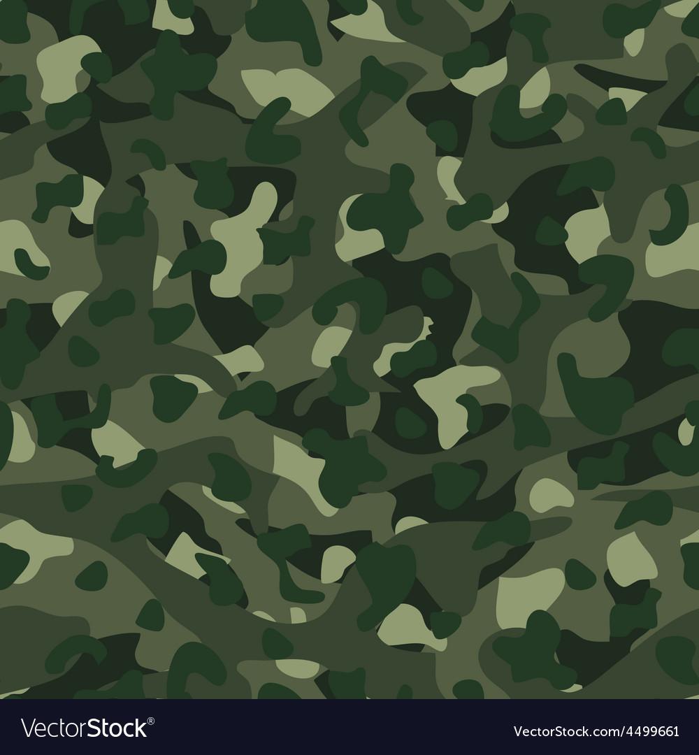 Green mountain disruptive camouflage seamless vector