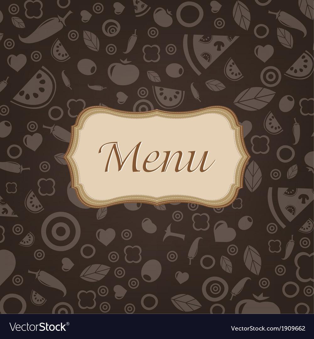 Restaurant menu design vector   Price: 1 Credit (USD $1)