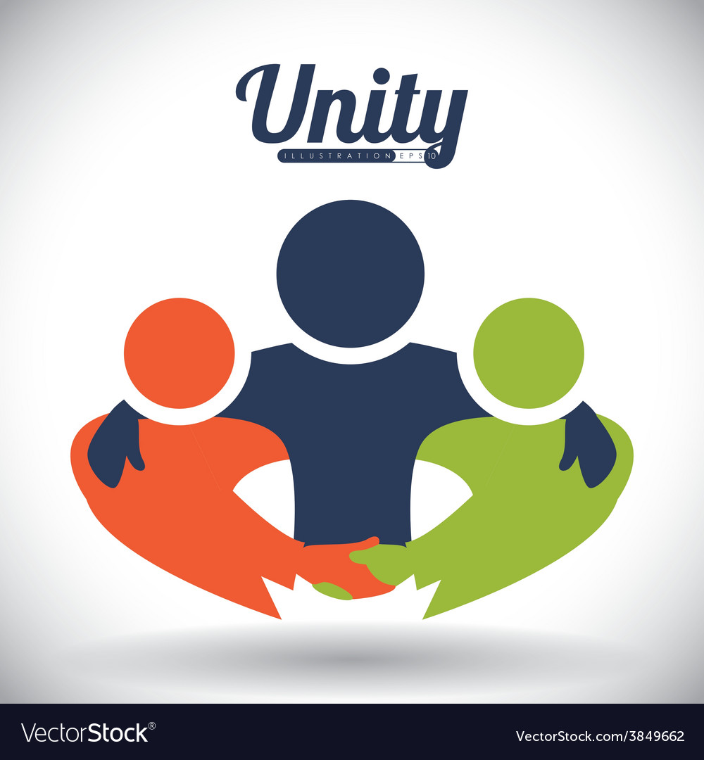Unity people vector | Price: 1 Credit (USD $1)