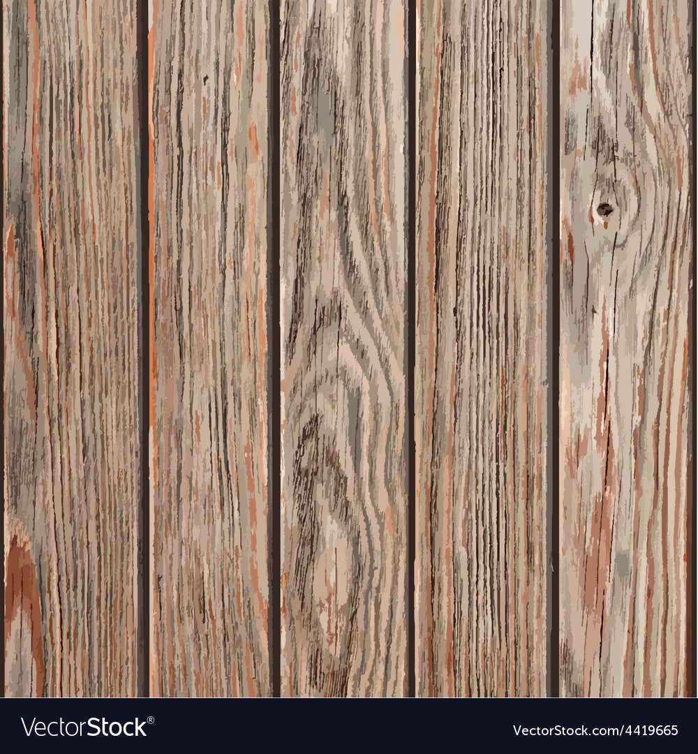 Dry wooden planks vector | Price: 1 Credit (USD $1)