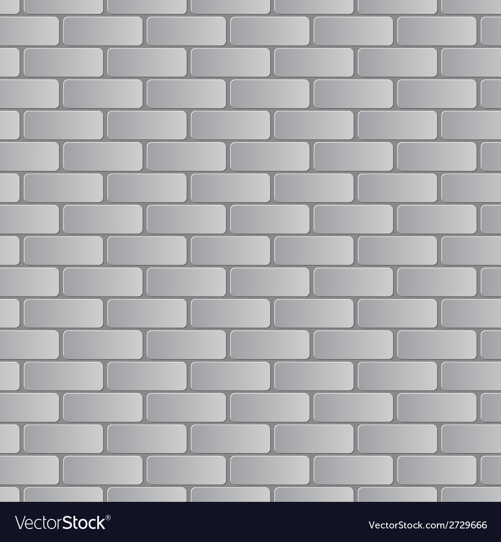 Brick wall pattern background vector | Price: 1 Credit (USD $1)