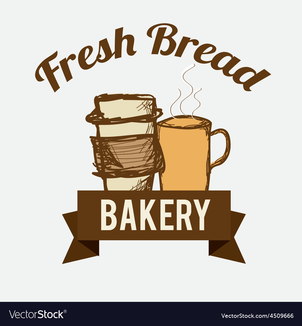 Fresh bread vector | Price: 1 Credit (USD $1)