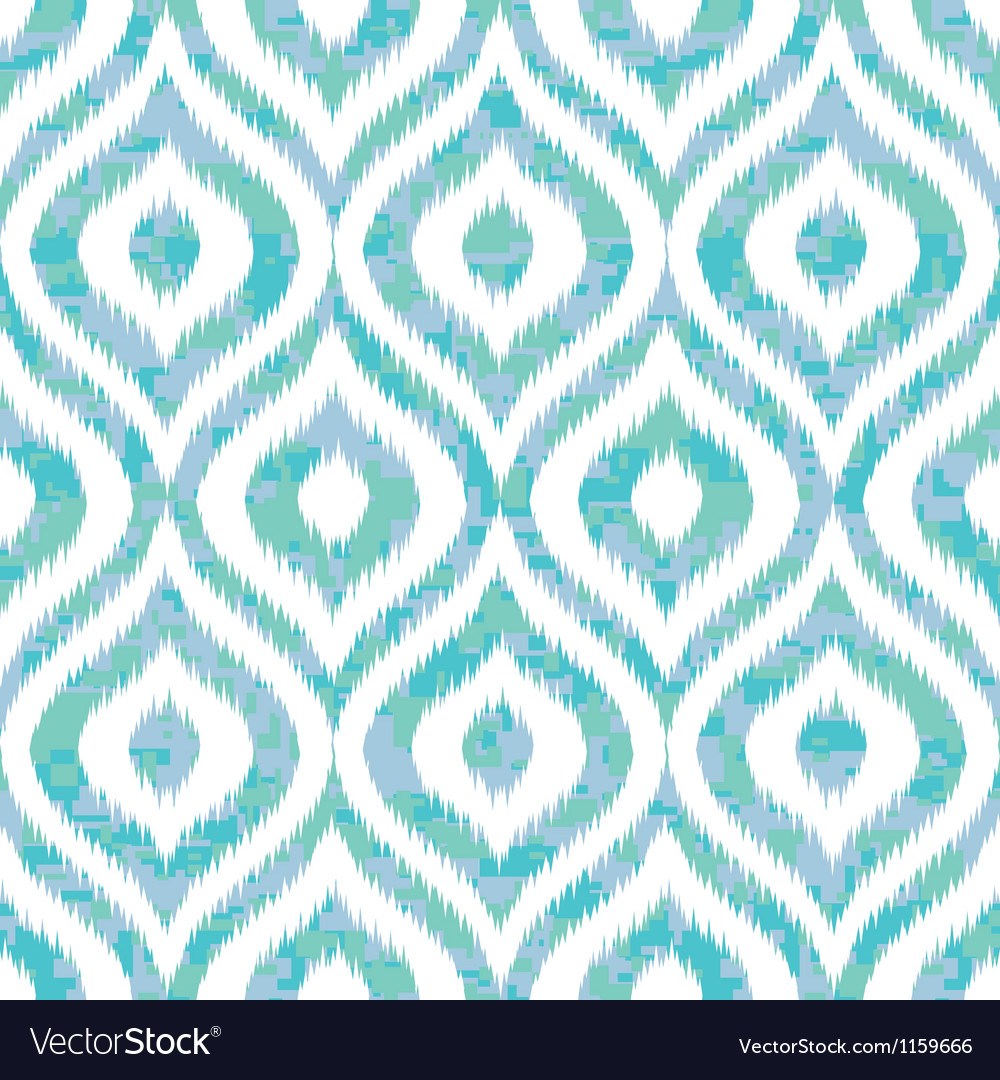Ogee camouflage ikat vector | Price: 1 Credit (USD $1)
