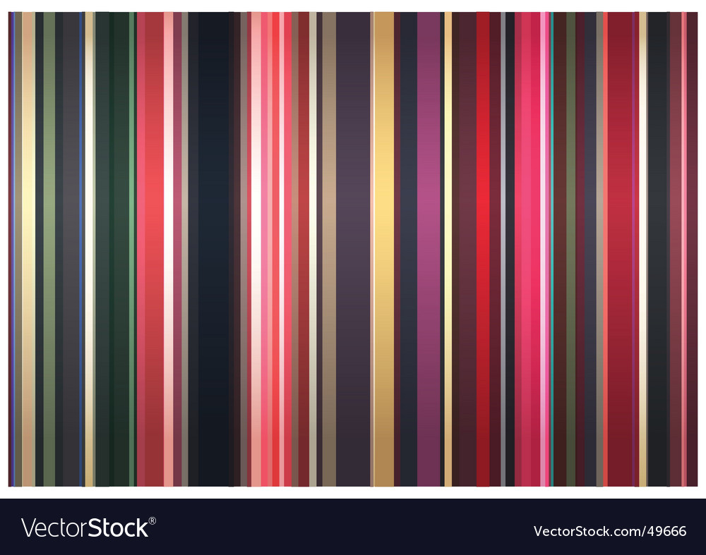Stylish background from color strips vector | Price: 1 Credit (USD $1)