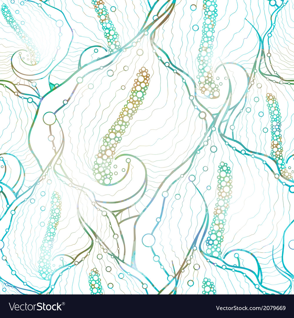 Seamless pattern calla flowers  eps10 vector | Price: 1 Credit (USD $1)