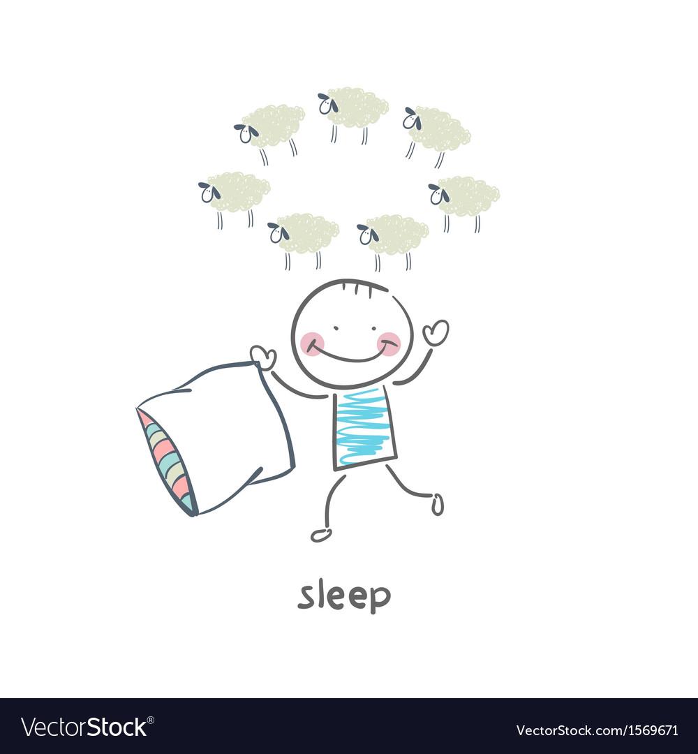 Sleep vector   Price: 1 Credit (USD $1)