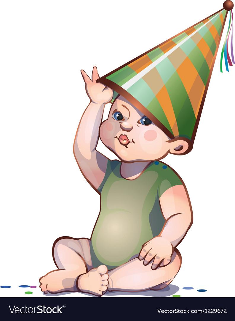 Birthday boy vector | Price: 3 Credit (USD $3)