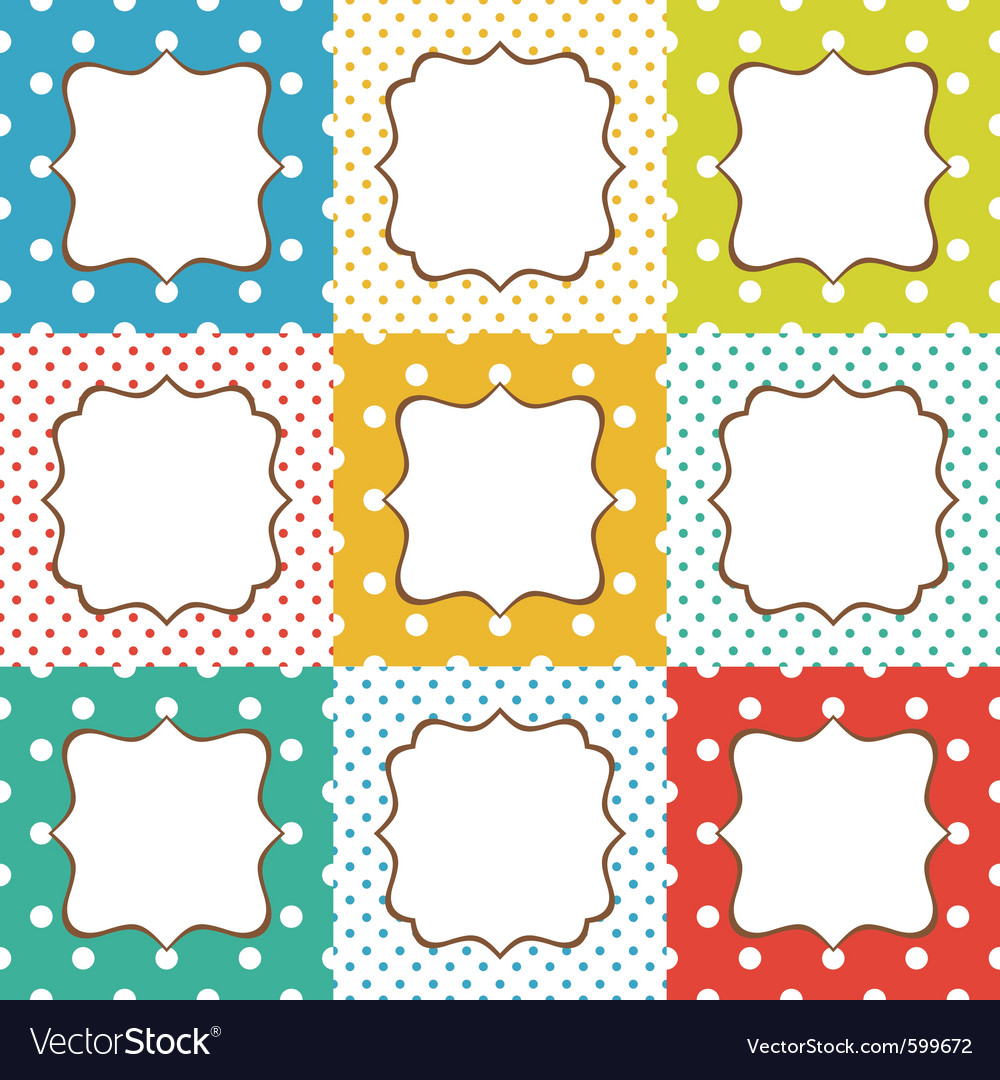 Greeting cards set vector | Price: 1 Credit (USD $1)