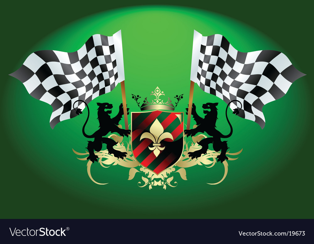Formula one background vector | Price: 1 Credit (USD $1)