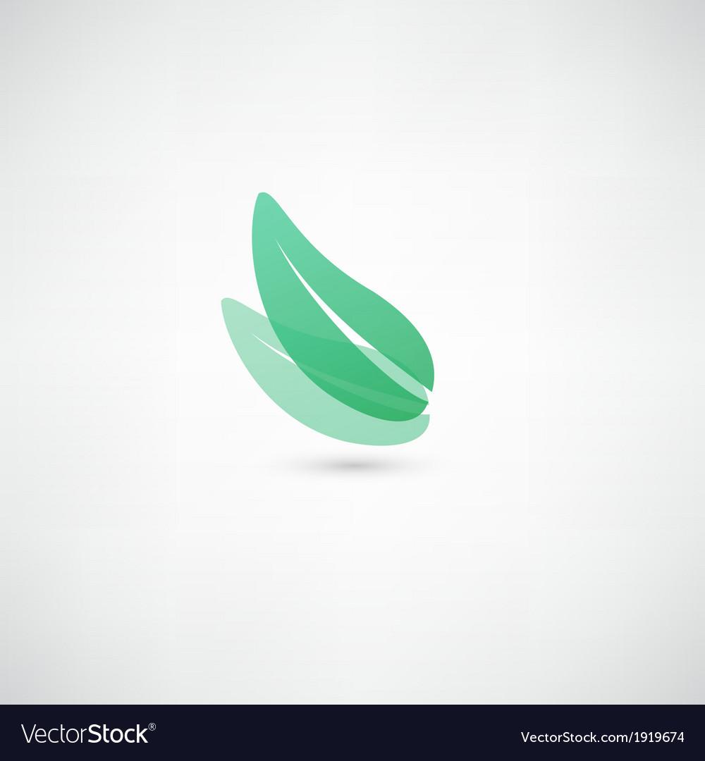 Eco icon vector   Price: 1 Credit (USD $1)