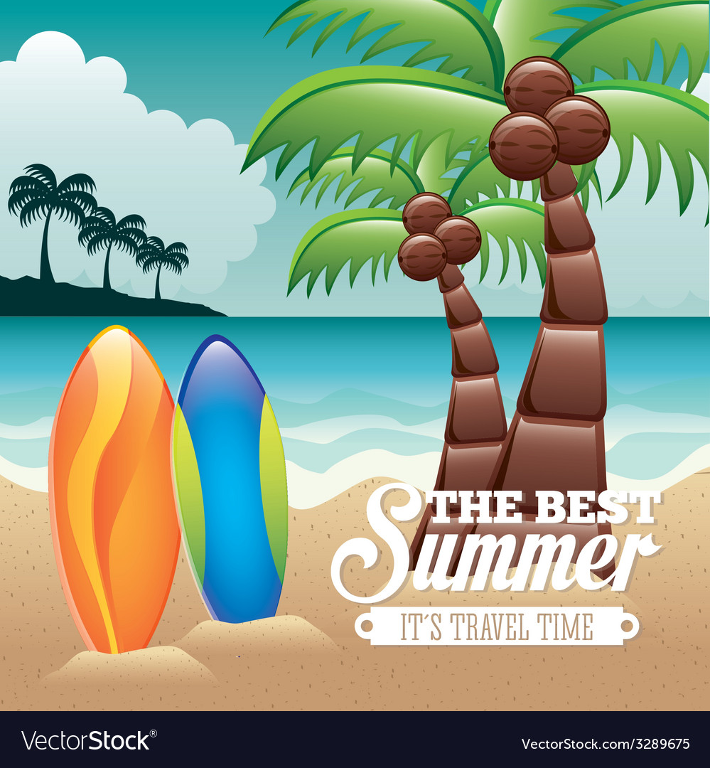 Surf design vector   Price: 1 Credit (USD $1)