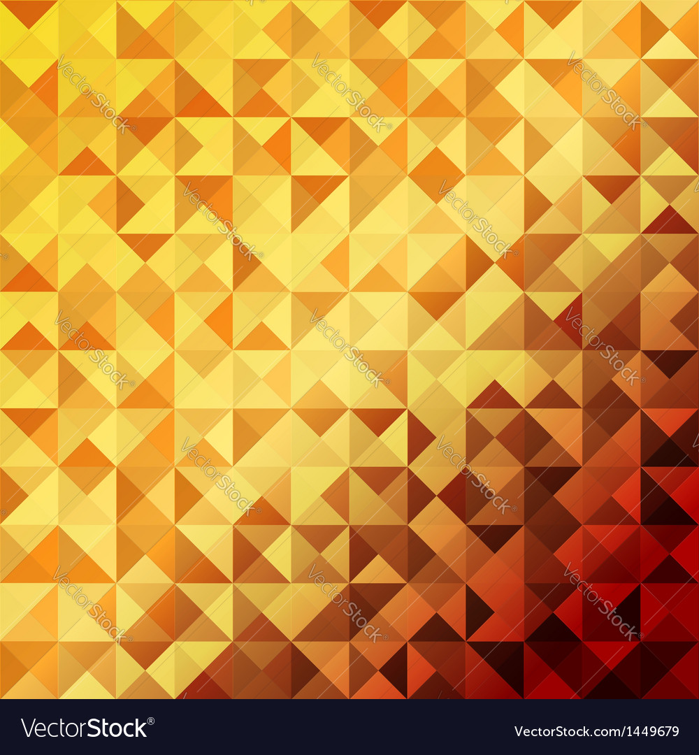 Colorful mosaic background wallpaper vector | Price: 1 Credit (USD $1)