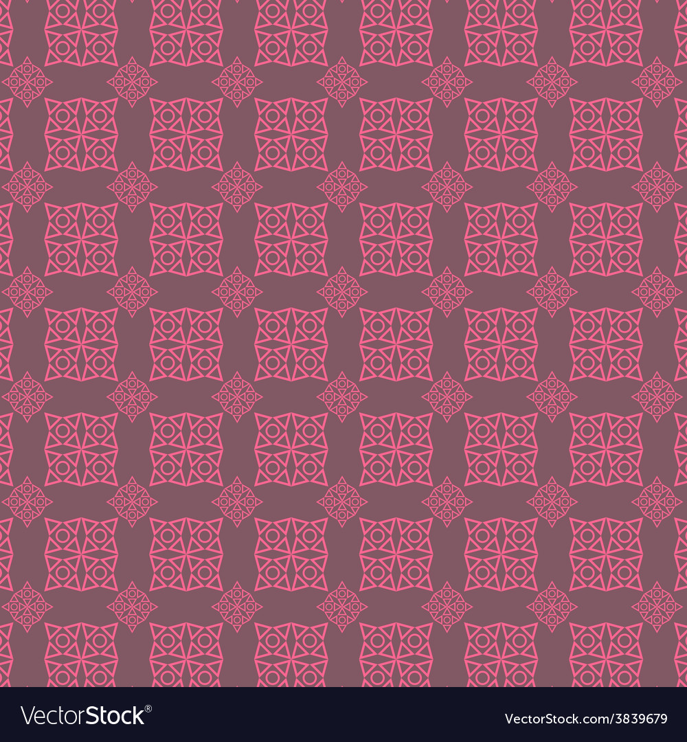 Romantic and love seamless pattern vector | Price: 1 Credit (USD $1)