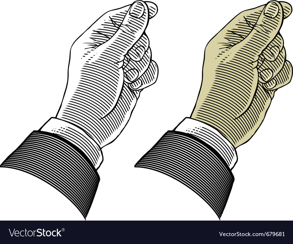 Hand giving or take something vector | Price: 1 Credit (USD $1)